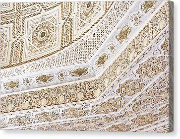 Islam Canvas Print - Islamic Architecture by Tom Gowanlock