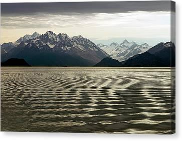 Juneau, Alaska, Usa Canvas Print