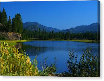 Kettle River Canvas Print