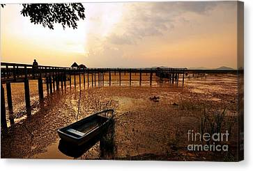 Khao Sam Roi Yot National Park Canvas Print
