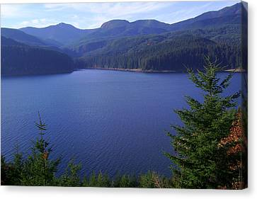 Lakes 1 Canvas Print by J D Owen