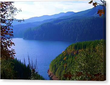 Lakes 6 Canvas Print by J D Owen