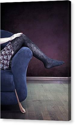 Legs Canvas Print by Joana Kruse