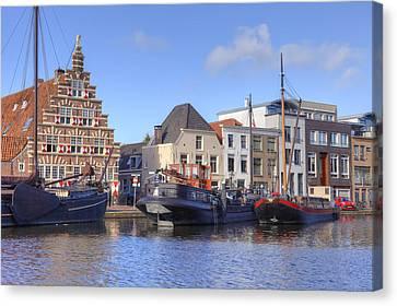 Leiden Canvas Print