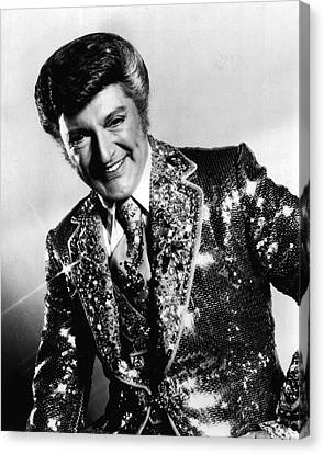 Liberace Canvas Print by Retro Images Archive