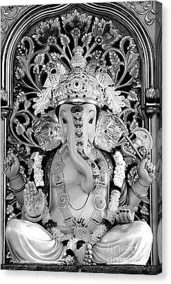 Lord Ganesha Canvas Print