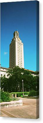 University Of Texas Canvas Print - Main Building Of University Of Texas by Panoramic Images