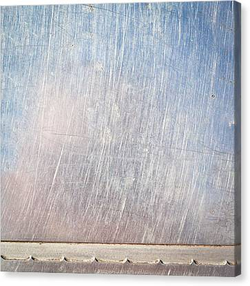 Metallic Background Canvas Print by Tom Gowanlock