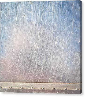 Metallic Sheets Canvas Print - Metallic Background by Tom Gowanlock