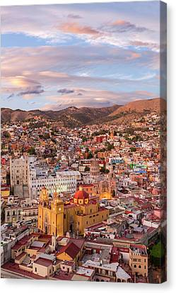 Mexico, Guanajuato Canvas Print by Jaynes Gallery