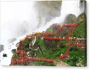 Niagara Falls Canada Canvas Print