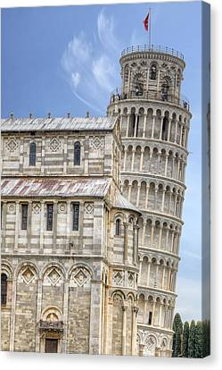 Dei Canvas Print - Pisa by Joana Kruse
