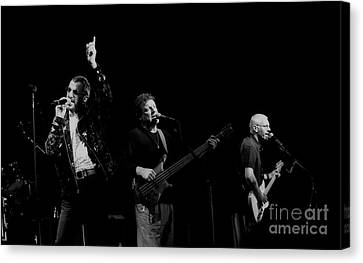 Ringo Starr Canvas Print - Ringo Starr And His All Starr Band by Concert Photos