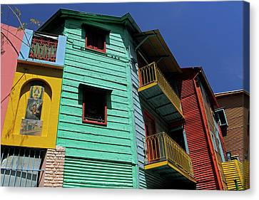 Buenos Aires Canvas Print - South America, Argentina, Buenos Aires by Kymri Wilt