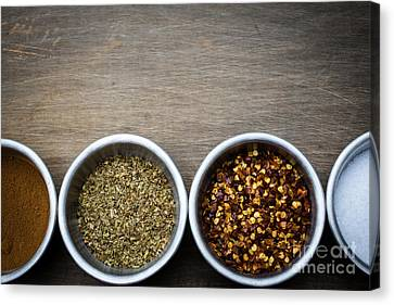 Anise Canvas Print - Spices by Edward Fielding