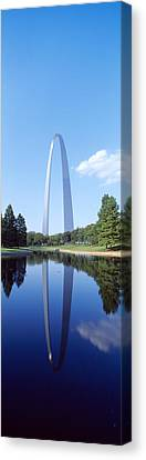 St Louis Mo Canvas Print by Panoramic Images