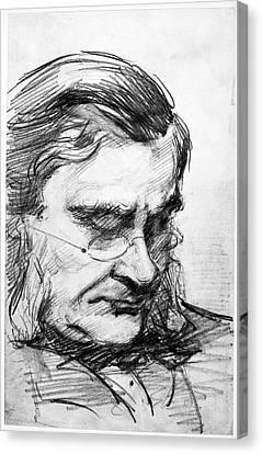 Thomas H Canvas Print by Granger