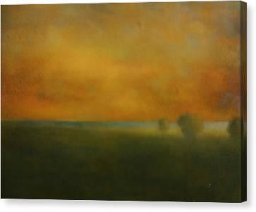 3 Trees Canvas Print