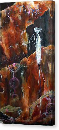 Untitled Canvas Print by Amy Williams