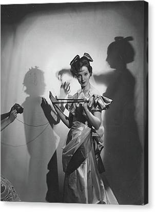 Vogue  Canvas Print by Cecil Beaton