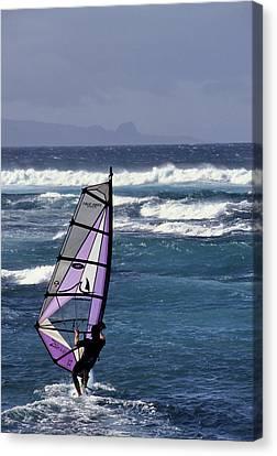 Usa, Maui, Hawaii Canvas Print by Gerry Reynolds