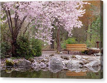 Usa, Oregon, Ashland Canvas Print by Jaynes Gallery