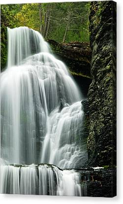 Usa, Pennsylvania, Delaware Water Gap Canvas Print