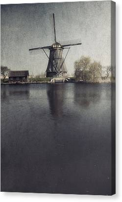 Windmill  Canvas Print by Joana Kruse
