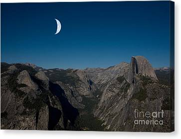 Yosemite National Park Canvas Print by Mark Newman