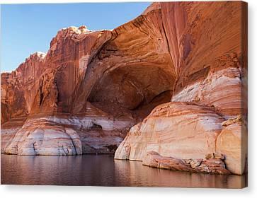 Usa, Utah, Glen Canyon National Canvas Print by Jaynes Gallery