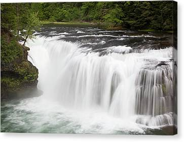Wa Canvas Print - Wa, Gifford Pinchot National Forest by Jamie and Judy Wild