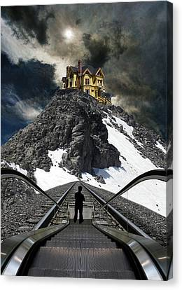 3194 Canvas Print by Peter Holme III