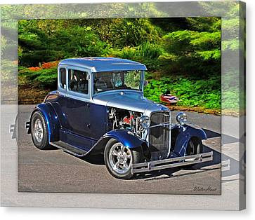32 Ford Canvas Print