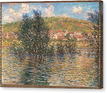 France, Ile De France, Paris, Muse Canvas Print by Everett