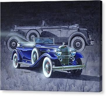 32 Packard Canvas Print