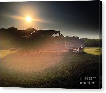 322 Olds Ghost Canvas Print