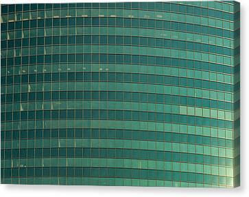 333 W Wacker Building Chicago Canvas Print by Steve Gadomski