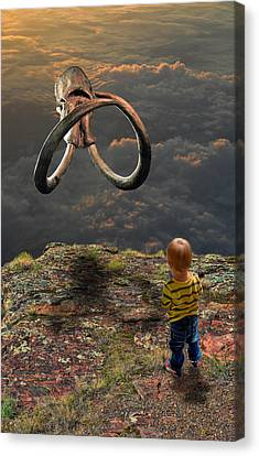 3481 Canvas Print by Peter Holme III