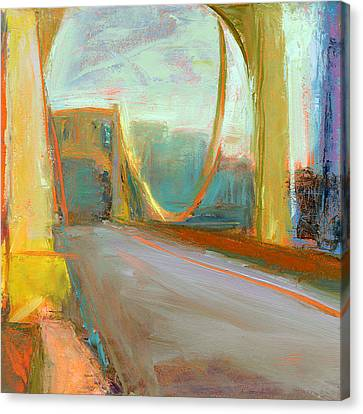 City Scenes Canvas Print - Rcnpaintings.com by Chris N Rohrbach