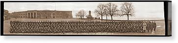 3rd Bn. 17th Field Artillery Canvas Print