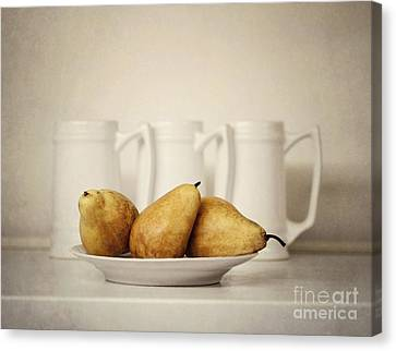 Cook Canvas Print - 3x3 by Diana Kraleva