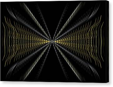 Abstract 100 Canvas Print by J D Owen