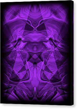 Abstract 93 Canvas Print