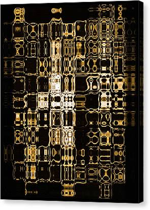 Awesome Canvas Print - Abstract 96 by J D Owen