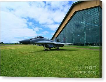Airoplane Canvas Print - Aircraft by Terry Matysak