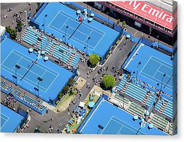 Australian Open Tennis 2015 Canvas Print