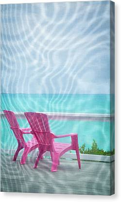 Bahamas, Little Exuma Island Canvas Print