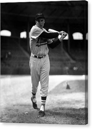 Brooks Robinson Canvas Print by Retro Images Archive