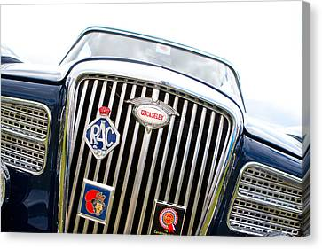 Classic Car Canvas Print by Fizzy Image