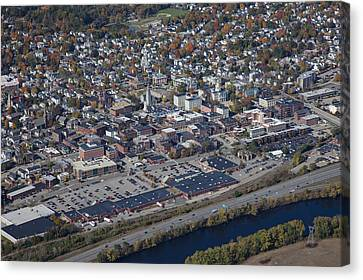 Concord, New Hampshire Nh Canvas Print
